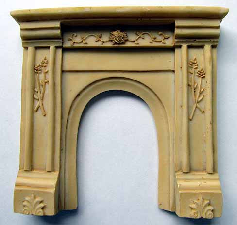 Wenlock Resin Fire Surround
