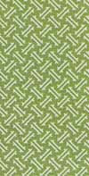 07. Fretwork Green Cotton