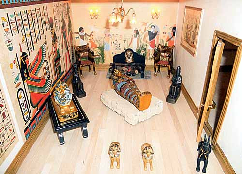 Gina - Stapleford - Egyptian House