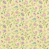 1/24th Papillion - Raspberry Wallpaper