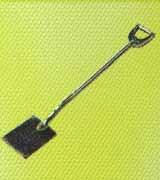 HG35 Garden Spade