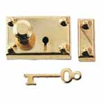59. Lock Set with Key