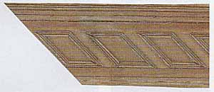 C16R Stair Hall Panelling - Right Hand