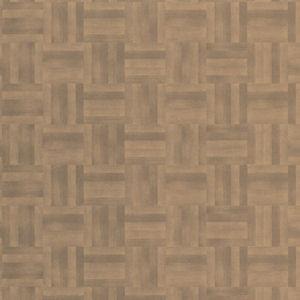 49. Parquet Square Wood Floor