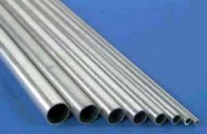 K & S 8107 9/32 inch (7.14 mm) Aluminium Tube