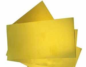 K & S 258 .032 inch (0.81mm) Brass Shim Pack