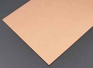 K & S 259 0.64 mm Copper Sheet