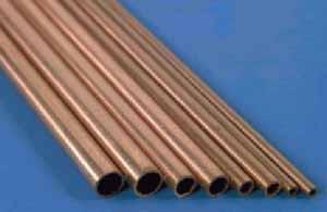 K & S 8119 5/32 inch (3.97 mm) Copper Tube