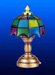 Tiffany Table Lamp Battery Operated