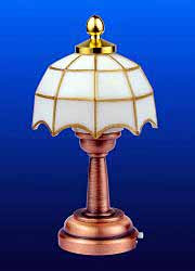 Tiffany Table Lamp - Battery operated