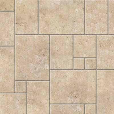 Limestone Flagstone Floor  - Lightly Embossed