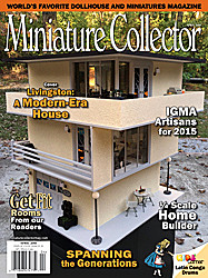 Miniature Collector - April 2016 Issue