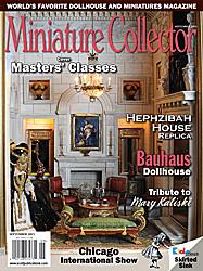 Miniature Collector - September 2013