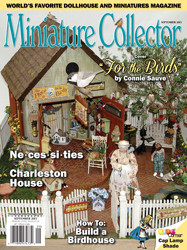 Miniature Collector - September 2015 Issue