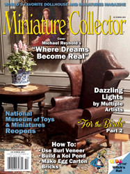 Miniature Collector - October 2015 Issue