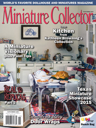 Miniature Collector - November 2015 Issue