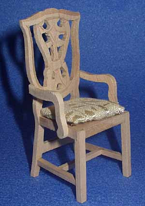 09. Chippendale Carver Chair
