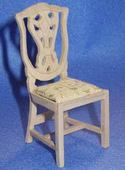 86. Chippendale Chair