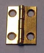5/8 inch Hinge - Pkt 2