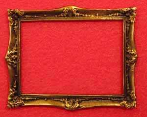 Metal Picture Frame Antique Finish