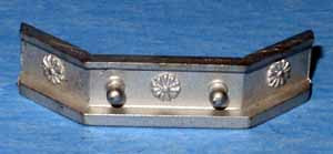 DH133 Angled Fire Fret