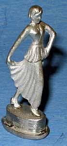 DH225 Art Deco Figure -  Cheryl Anne
