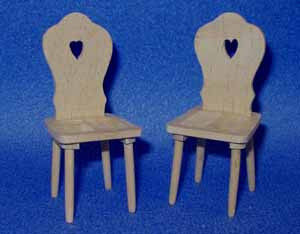 177 Chairs - Pair