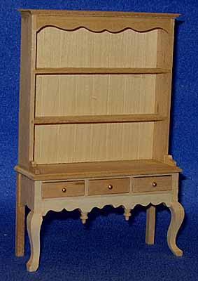 31. Queen Anne Dresser