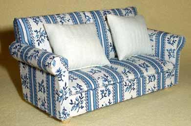 79. Blue Sofa