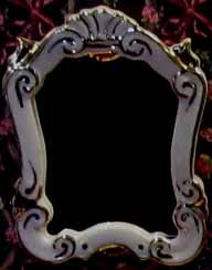 Reutter Classic White Mirror