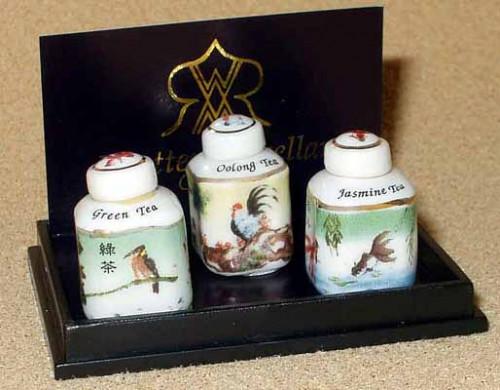 Reutter Tea Boxes