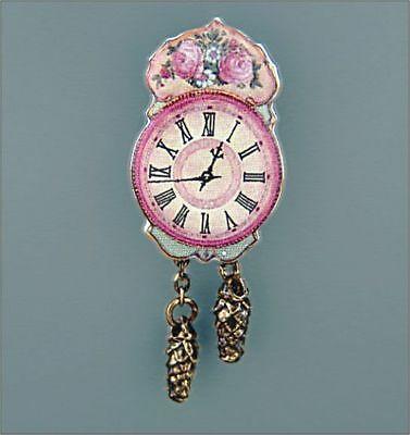 Reutter Nostalgia Clock