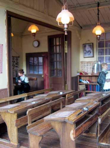 Victorian School by Mr Swann