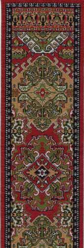 03. Turkish Dolls House Stair Carpet