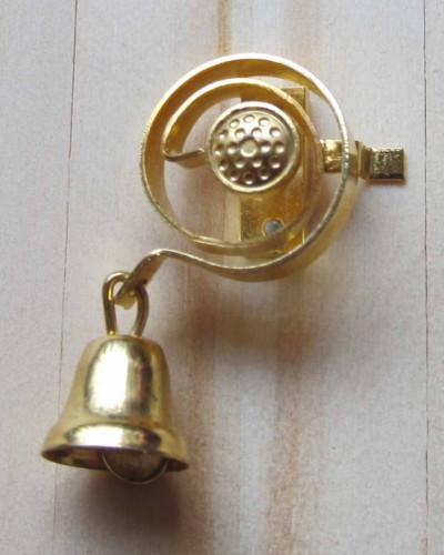 Dolls House Shop Door Bell