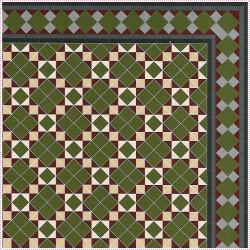 Shaftesbury Tiled Floor
