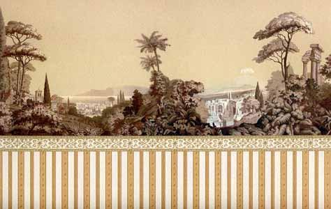 Sicilian Landscape Wallpaper (01)