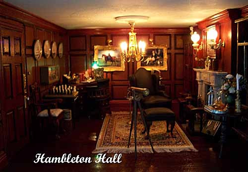 Hambleton Hall