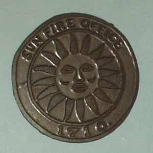 93. Sun Fire Office Firemark