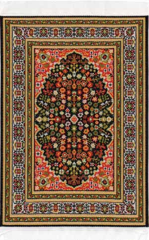20. Turkish Dolls House Rug