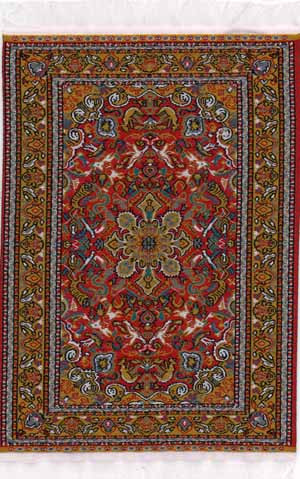 19. Turkish Dolls House Rug
