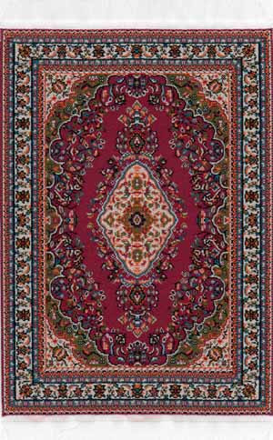 17. Turkish Dolls House Rug