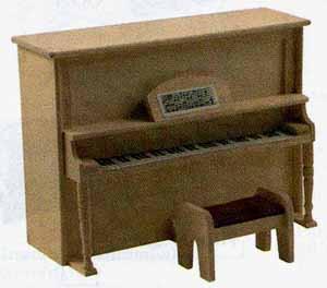 12. Upright Piano
