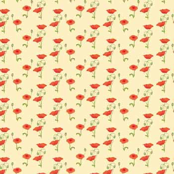 Red Poppy Wallpaper