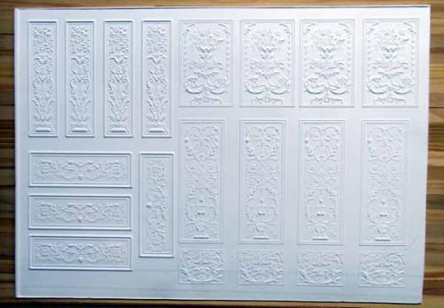 34932 Wall Panels