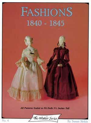 04. Fashions 1840 - 1845