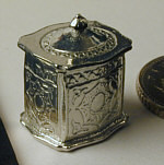 CB01 Tea Caddy